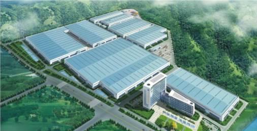 Завод Hangcha погрузчиков JTC