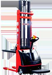 аккумуляторы для штабелеров LEMA с площадкой оператора