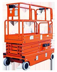 Аккумуляторы для ножничных подъёмников LEMA