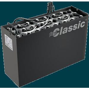 Кислотные аккумуляторы для погрузчиков ричтраков GNB Classic Marathon