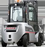 Аккумуляторы для погрузчиков Nissan