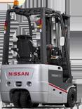 Аккумуляторы для трёхопорных электрических погрузчиков Nissan