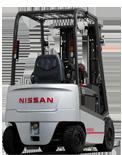 Аккумуляторы для четырёхопорных электрических погрузчиков Nissan