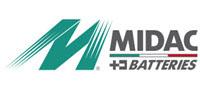 Аккумуляторы Midac